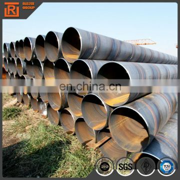 ASTM A53 gr.B spiral welded 1000mm diameter steel pipe