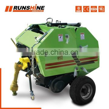Factory directly export agricultural farm machinery mini round hay baler                                                                         Quality Choice