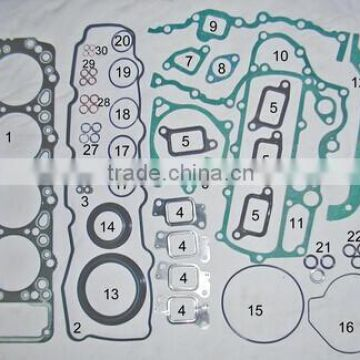Car engine 4M40 Engine Gasket Set Rubber Gasket ME995507 51017300 of