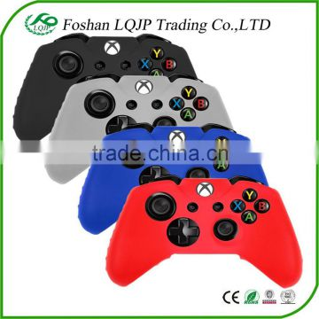 4 X Silicone Rubber Grip Controller Case Cover For Xbox One controller silicone case