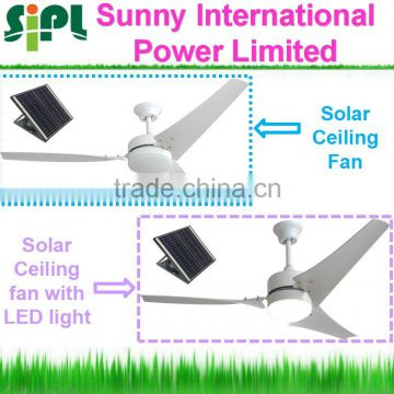 vent goods solar ceiling at home 60inch dc air conditioner (solar fans)