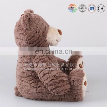 Custom wholesale plush soft 10 ft stuffed teddy bear