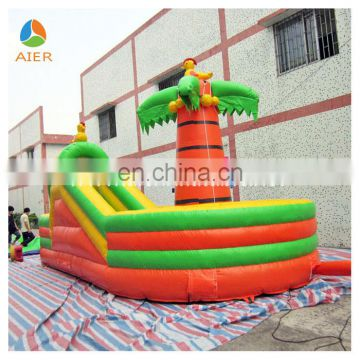 inflatable yard toys,tropical bouncer