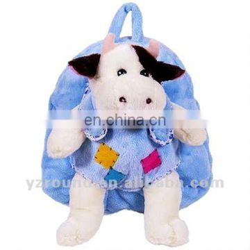 Children's toys backpack matching matches high-grade plush toy animals