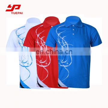 fbe3a9f5757 wholesale high quality cheap new design custom sports casual apparel 100%  cotton sublimated men golf shirt of Custom Shirts from China Suppliers -  157937380