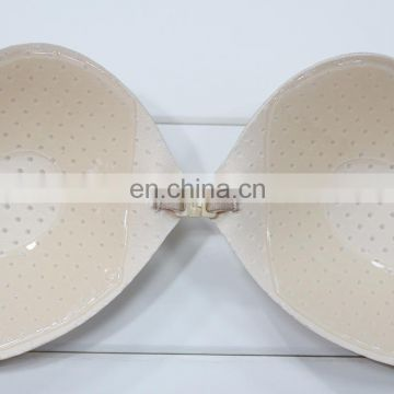ES6609 Wholesale Sexy Wing Invisible Silicone Bra for Swimwear