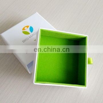 Fancy Design gift packing with foam inserts for jewelry box luxury wholesale paper packing