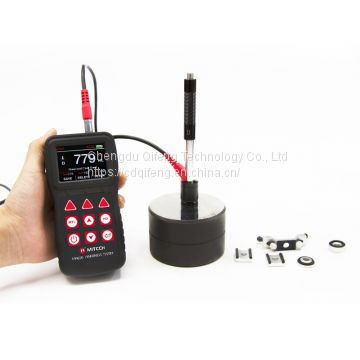 MH600 portable digital leeb hardness tester