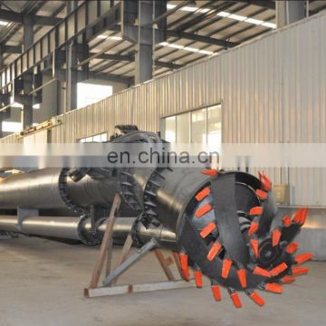 Hydraulic 20 inch river cutter suction dredger