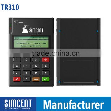 EMV certified mobile payment device POS bluetooth connected nfc for IOS Android phones                                                                                                         Supplier's Choice