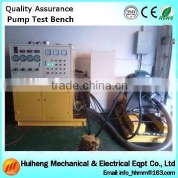 110KW High quality hydraulic bosch diesel fuel injection pump test bench