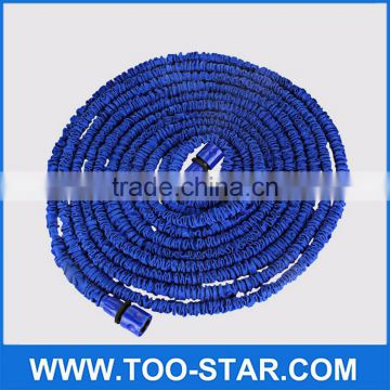 100ft 75FT 50FT 25FT Expandable Magic Flexible Hose Water for Garden Car Pipe Plastic Hoses to Watering with Spray Gun