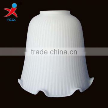 Customized opal glass lamp shade, high quality lamp shade