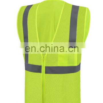 80gsm Cheap Warning Reflective Vest