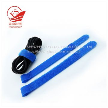 High Quality Self-engaging fastener tape Cable ties for wholesale