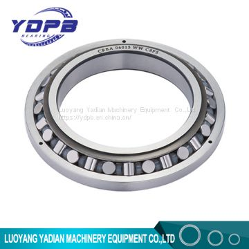 china thin wall crossed roller bearing manufacturer RE20035