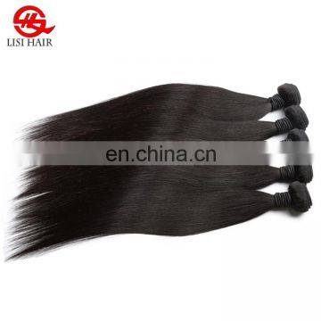 Wholesale 100% Natural Color Straight Virgin Indian Hair