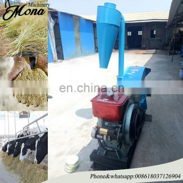 Ce approval Rice husk hammer mill machine/corn hammer mill/maize grinding hammer mill