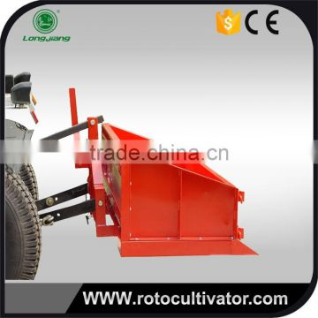 Farm implements tractor transport box