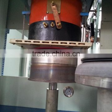 pan botton Induction brazing equipment
