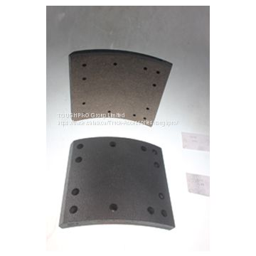 Made in China FF 4515 Meritor brake lining