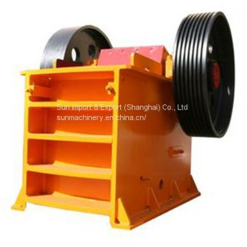 china supplier jaw crusher PE500*750 experienced manufacturer high quality competitive price