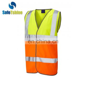 2016 competitive hot product 3m safety worker vest
