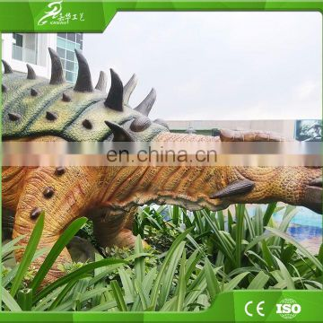 KAWAH Playground Equipment Artificial Interactive Animated Electric Dinosaur