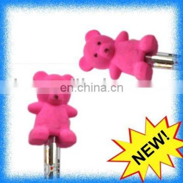 funny animal pencil topper