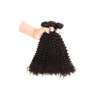 Water Curly No Mixture Handtied Weft 10-32inch