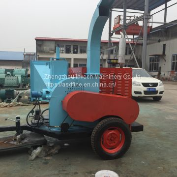 Wood Chipping Machine with American-Standard