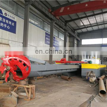 24inch China Cutter Suction Dredger for Dredging and Reclamation