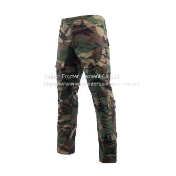 Wholesale frog cargo Camo Pants