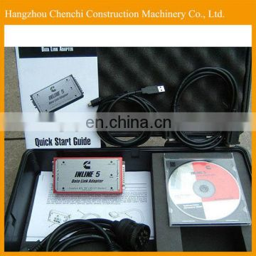 Excavator auto diagnostic scanner tools for engine