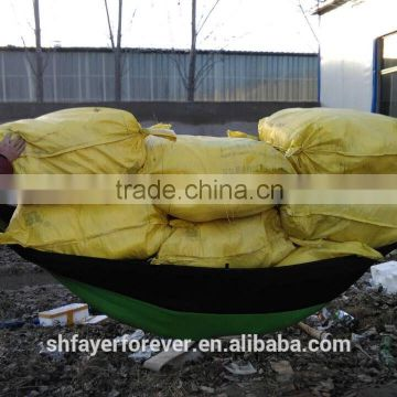 Heavy load 600kg large size Nylon 210T waterproof Parachute portable Hammock