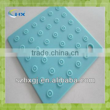 G-2013 Eco-Friendly Food Grade Transparent Silicone Mat