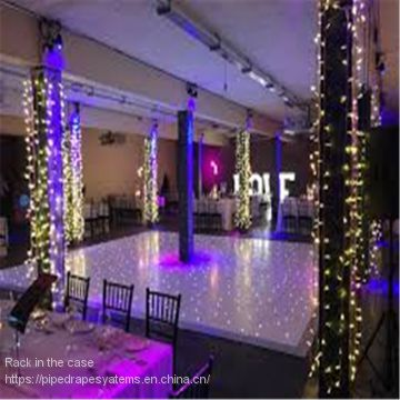 Fashionable LED dance floor for Club Disco/ Dj Bar Stage light up dance floor