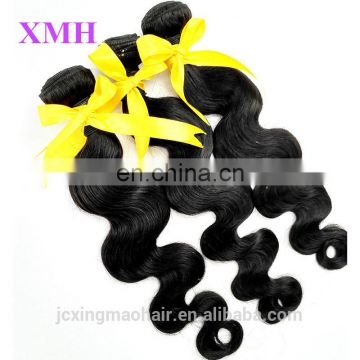 Wholesale 7A Grade Virgin Peruvian Hair Bundles, Peerless Peruvian Hair Weft