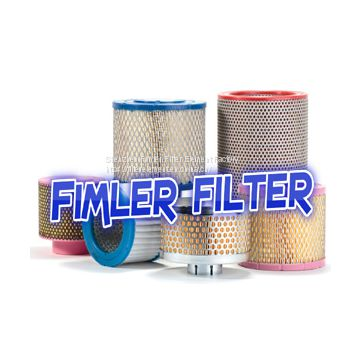 Replacement Vacuum Pump dust filter F-501-C, F-7001/9001-C, F-5001-C, F-13001-C, 500005630, 500000322, 500000318, 500000320