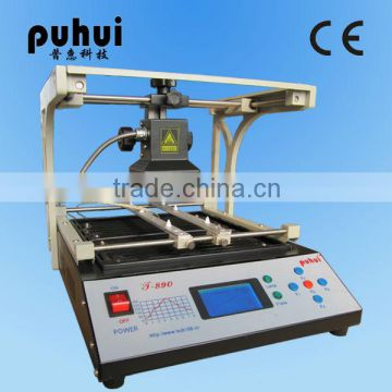 Puhui T890 Best Automatic Infrared BGA Rework Station Laptop repair reballing kit tools Manufacturer Made in China