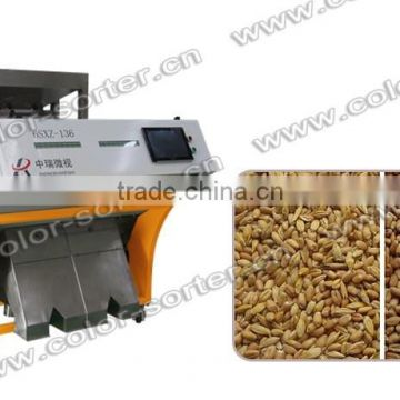 Wheat Color Sorter And Grain Sortng Machine For Sorting Wheat And Oat