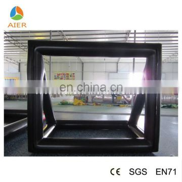 Air tight Inflatable Screen , Outdoor Led Screen , Screen Frame for sale