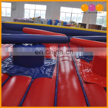 Factory price sport game inflatable sweeper games for adults