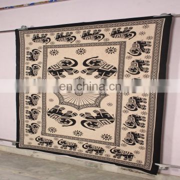 Rajasthani Royal Color Handmade Printed Wall Vintage Home Decor Tapestry