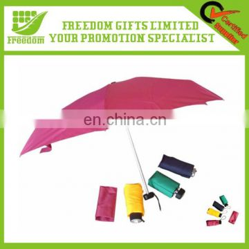 Most Popular Cheap Promotional Foldable Umbrella