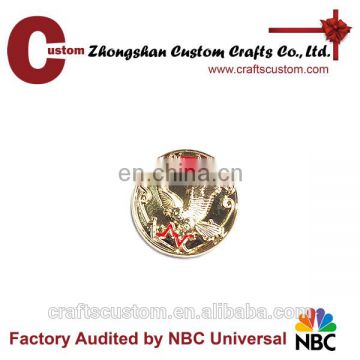 Custom chrismas wholesale christian lapel pins,badge maker