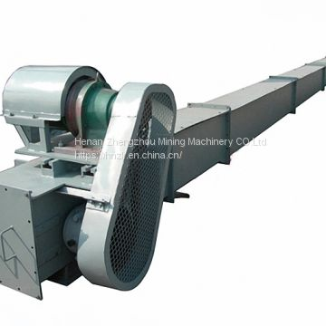 BL series high efficient wear resistant chain apron conveyor