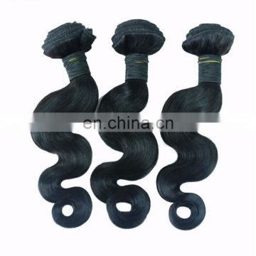 Wholesale 7A Virgin Brazilian Hair Bundles body wave 100% remy grey unprocessed 100 Human Hair