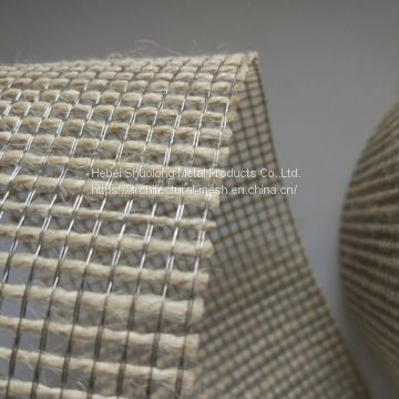 XY-MB32 STAINLESS STEEL WIRE &JUTA MESH