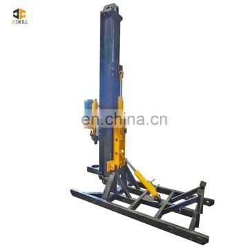 Excellent performance pneumatic anchor machine moveable engineering drill rig for drilling